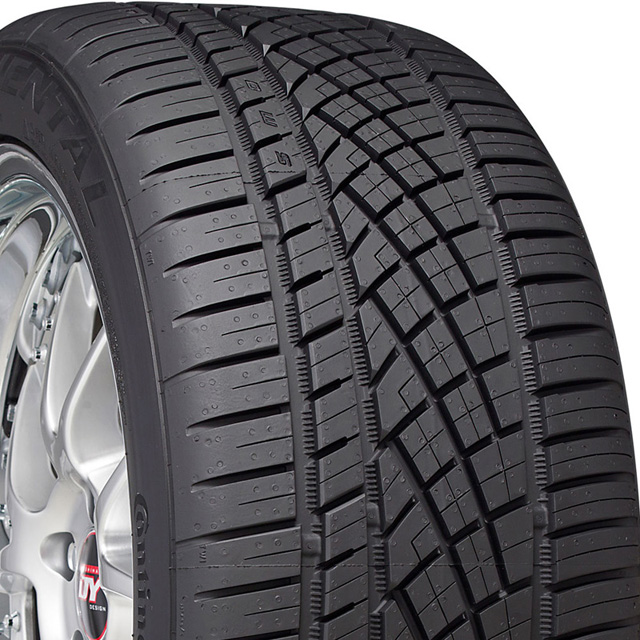 Continental 15500400000 Extreme Contact DWS 06 Tire 295 /25 R22 97Y XL BSW