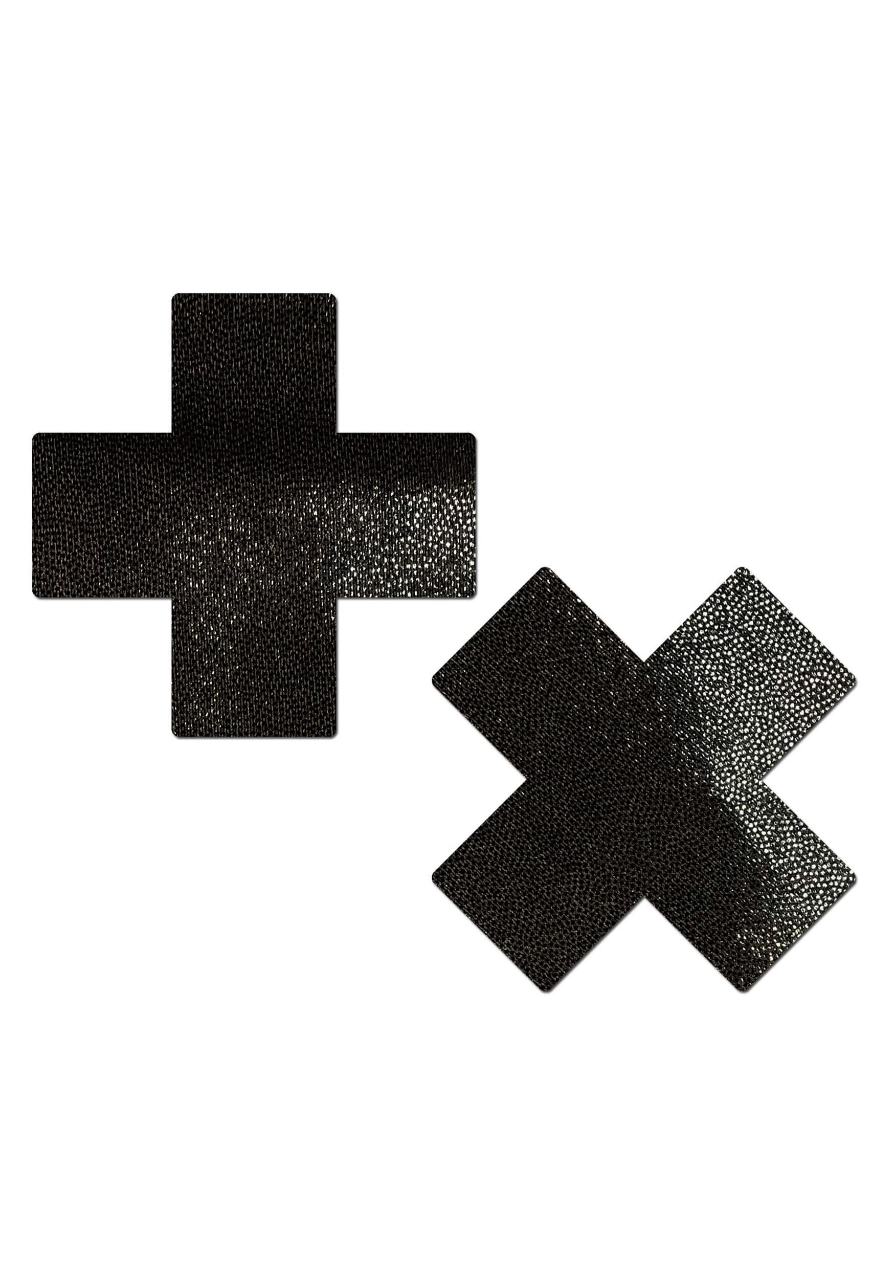 Black X Pastease Pasties