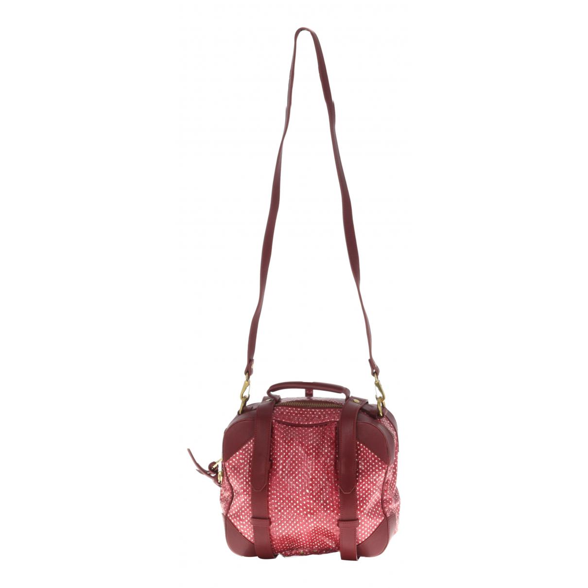 Jerome Dreyfuss \N Handtasche in  Rosa Wasserschlangen