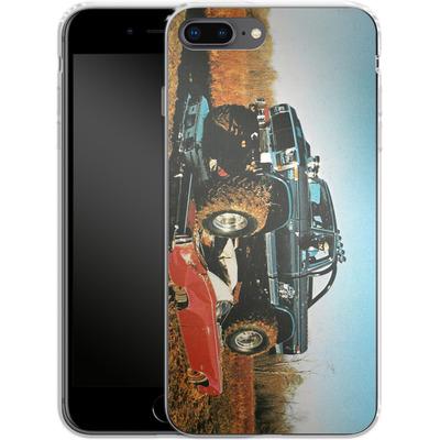 Apple iPhone 8 Plus Silikon Handyhuelle - Bigfoot Seventies von Bigfoot 4x4