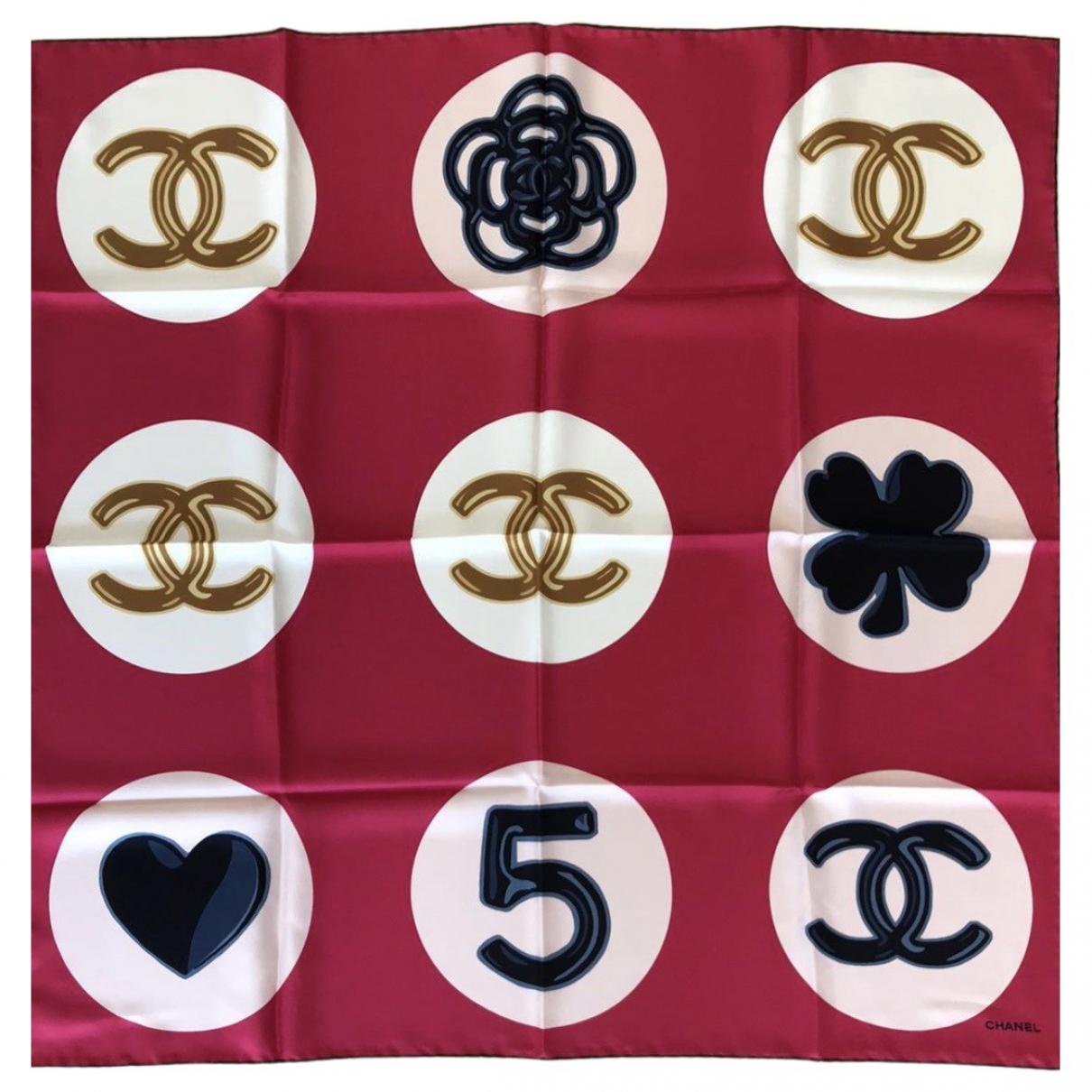 Chanel \N Silk scarf for Women \N