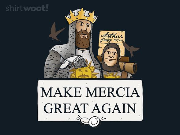 Make Mercia Great Again T Shirt
