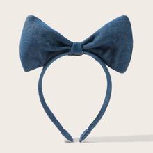 Bow Knot Decor Hair Hoop