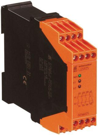 Dold Safemaster LG5929 Output Module, 2 Inputs, 24 V ac/dc