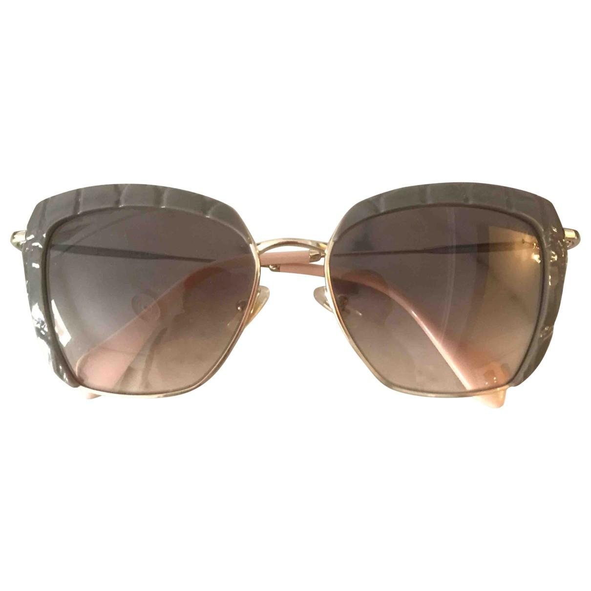Miu Miu \N Grey Sunglasses for Women \N