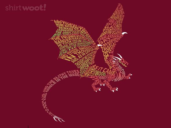 Beware Of Dragons! T Shirt
