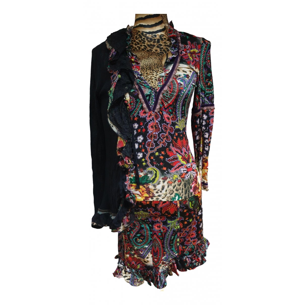 Just Cavalli \N Multicolour dress for Women 42 IT