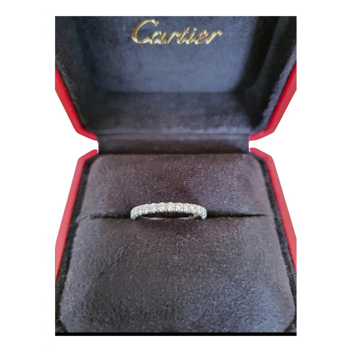 Anillo de Platino Cartier