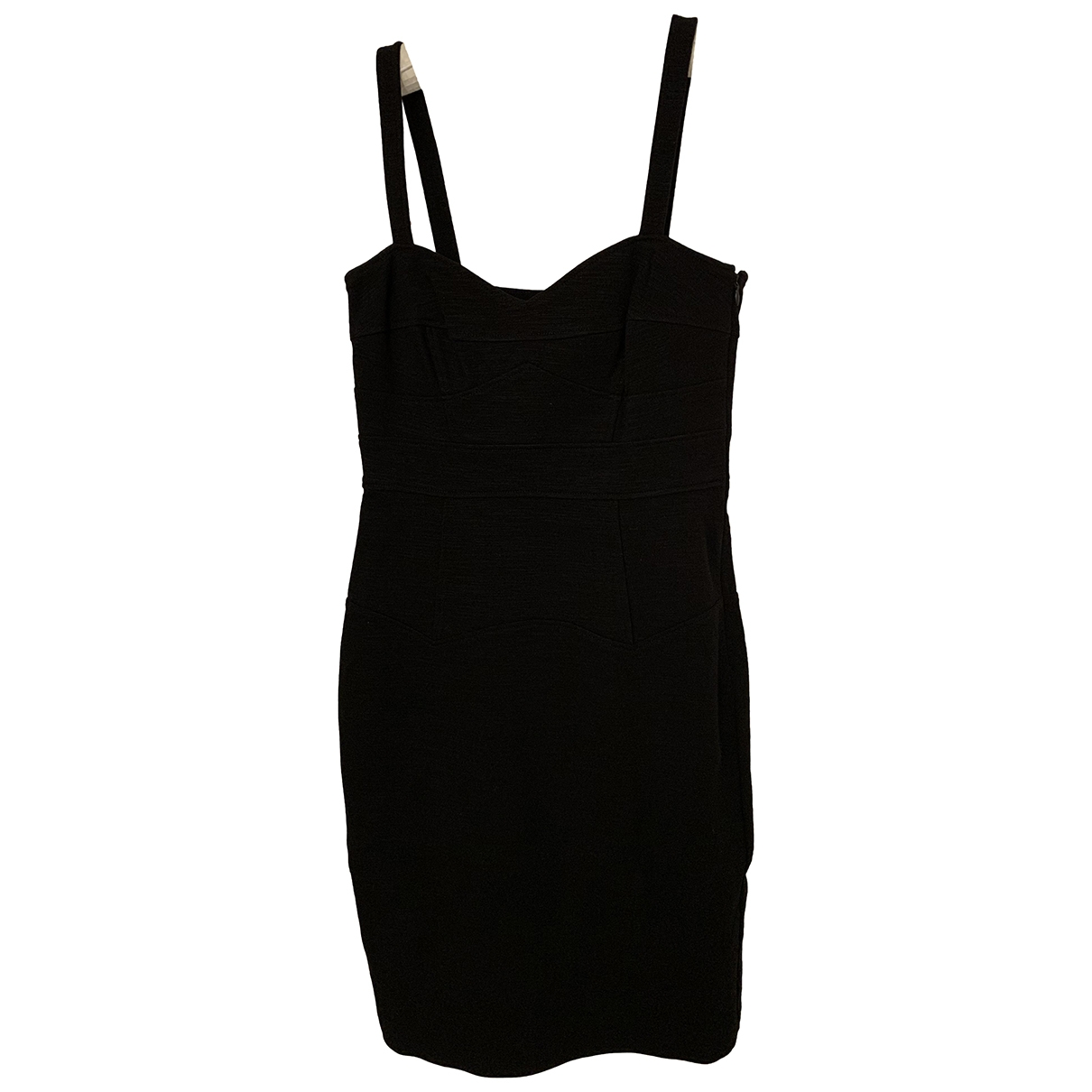 Diane Von Furstenberg \N Black dress for Women 4 US