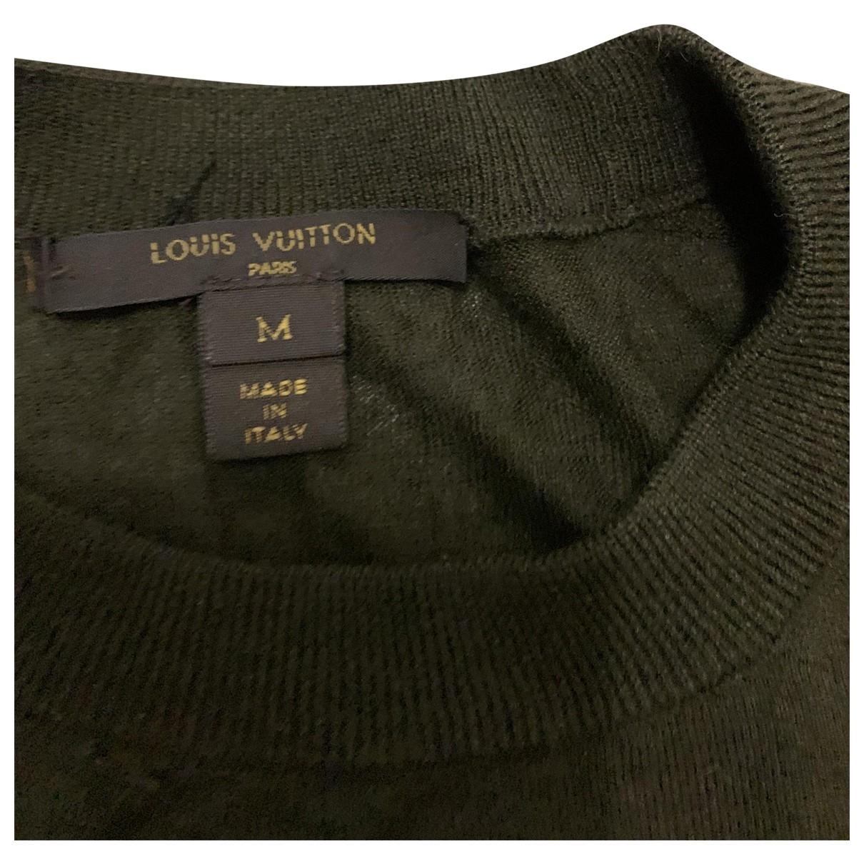 Sueter de Lana Louis Vuitton