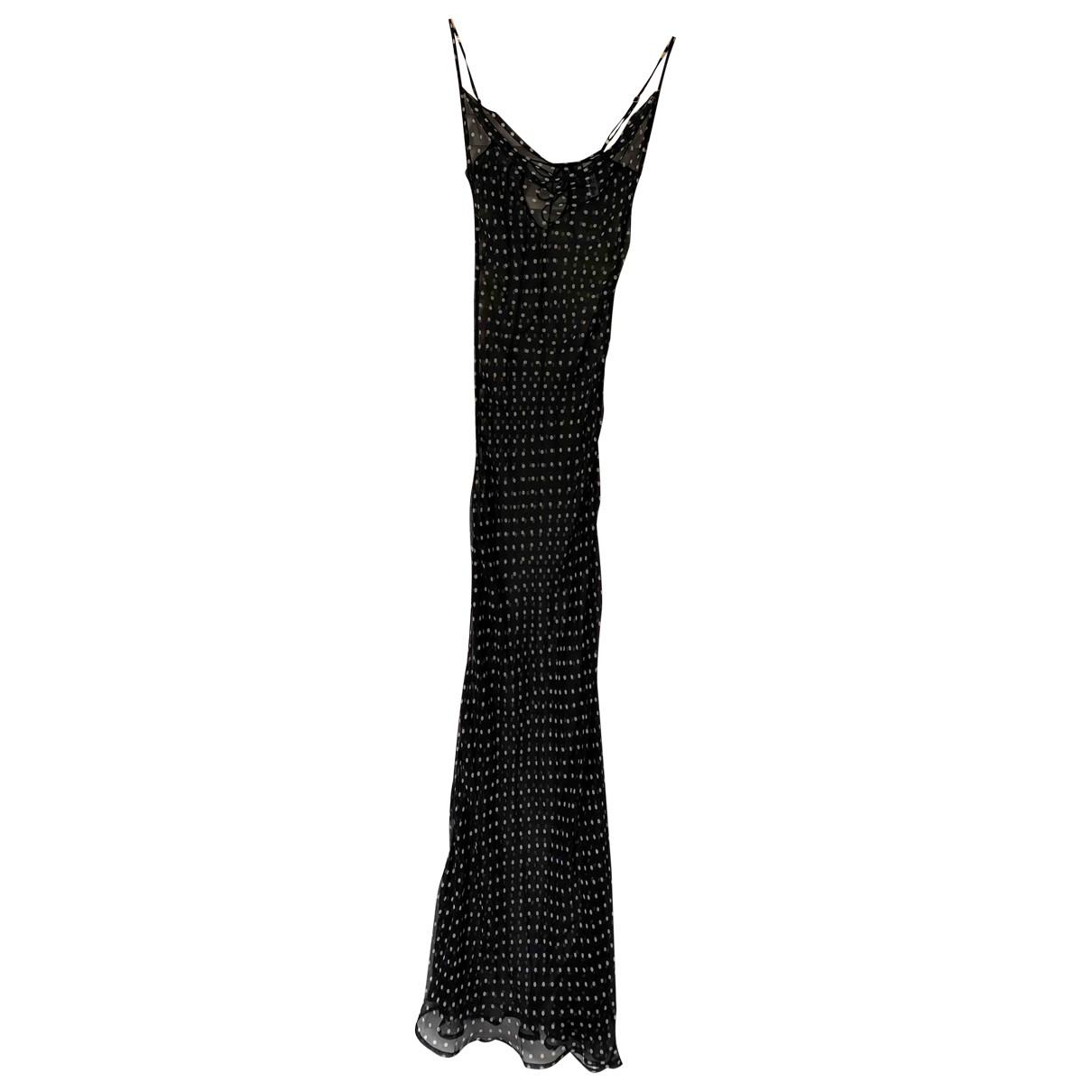 Rat & Boa \N Black Silk dress for Women 38 IT