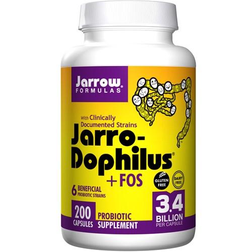 Jarro-Dophilus + FOS 200 CAPS by Jarrow Formulas