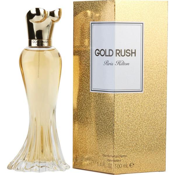 Paris Hilton - Gold Rush : Eau de Parfum Spray 3.4 Oz / 100 ml