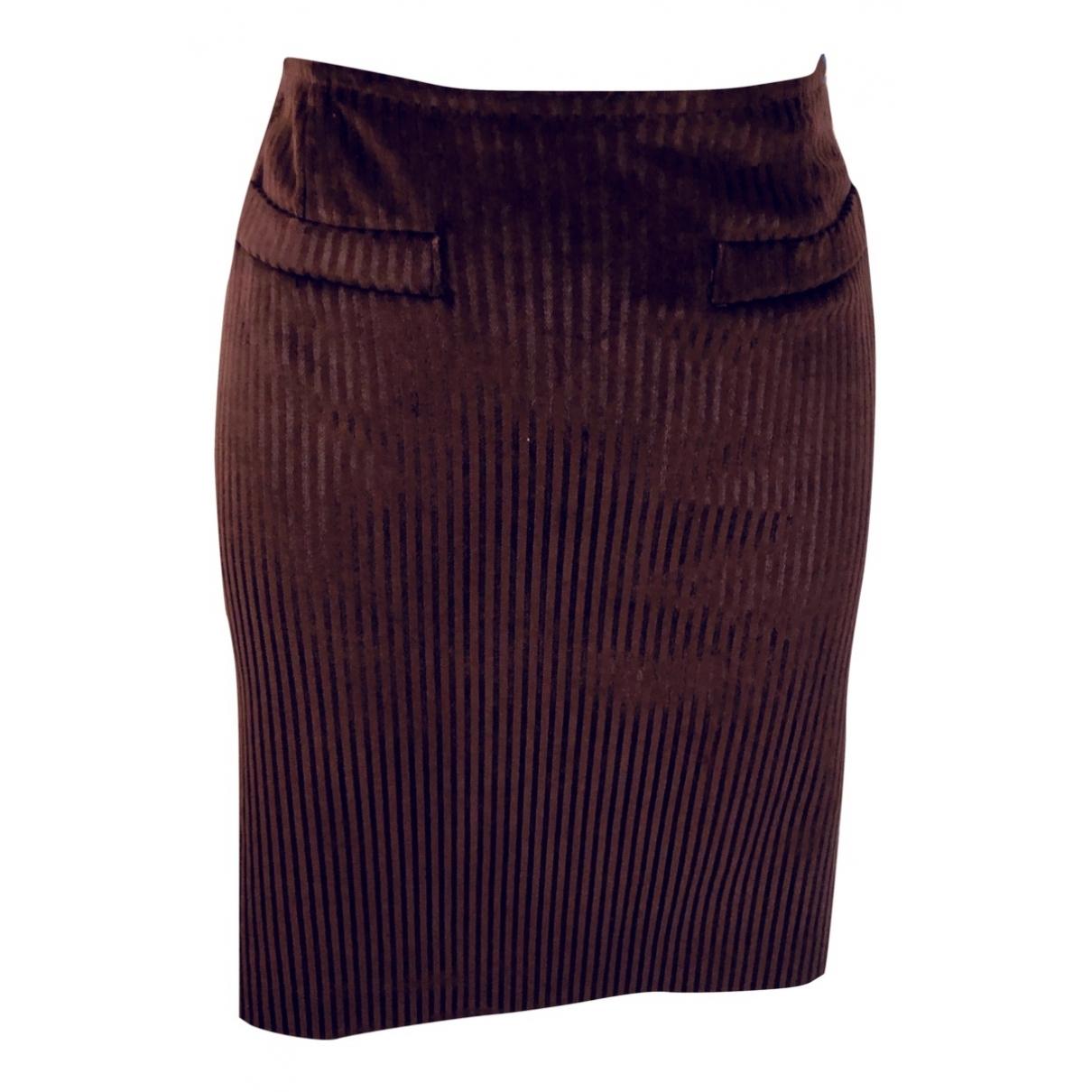 Mini falda Christian Lacroix