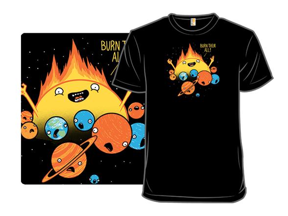 The Mad Sun T Shirt