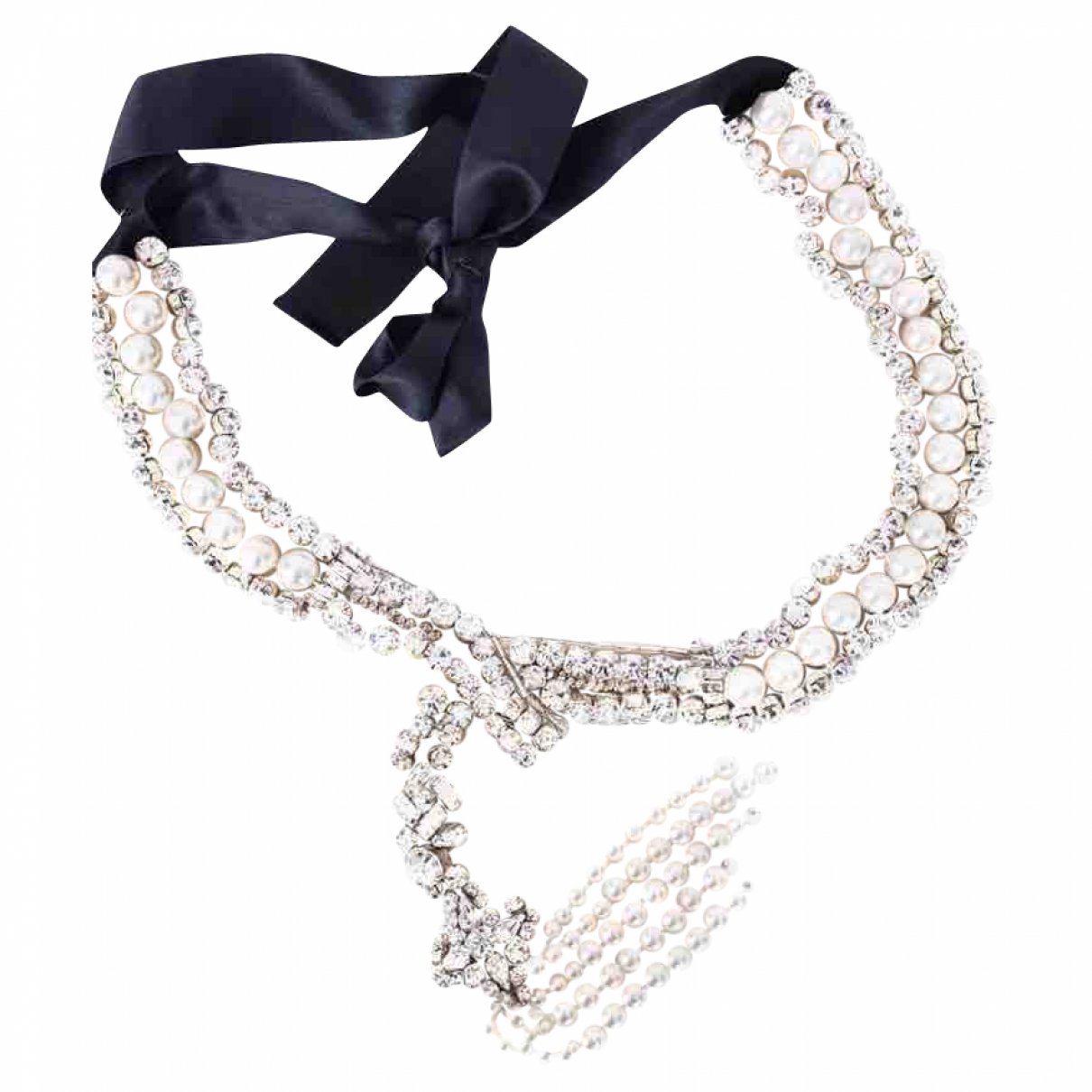 Dolce & Gabbana \N White Pearls necklace for Women \N
