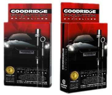 Goodridge 31052BKC Brake Lines BMW 1-Series 2008-2010, BMW 3-Series 2008-2010