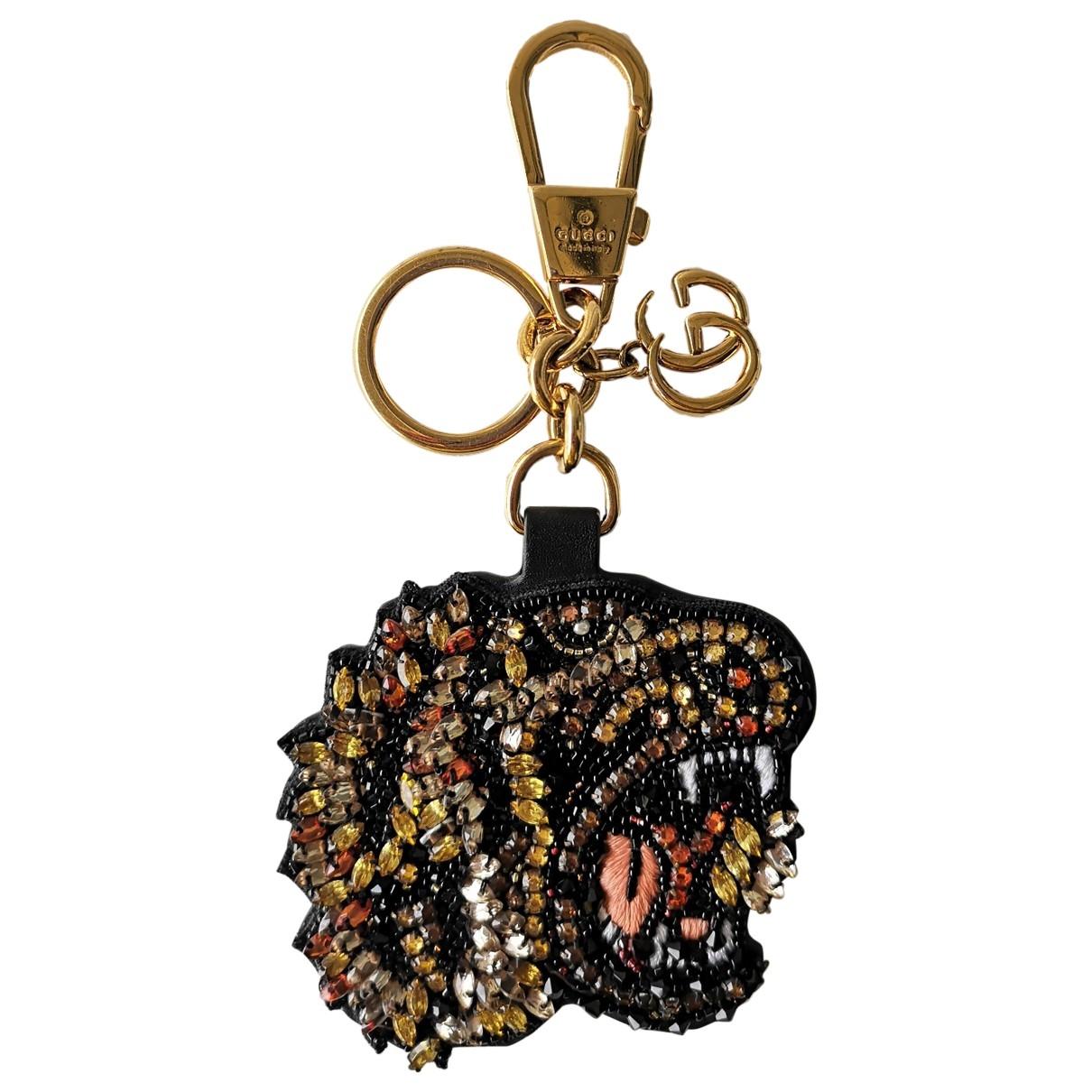Gucci - Petite maroquinerie   pour femme en toile - multicolore