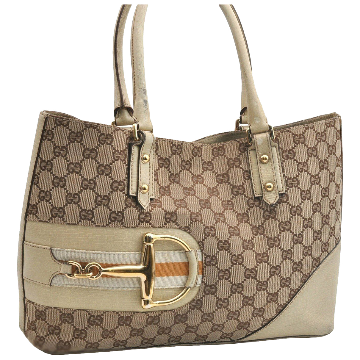 Gucci N Brown Cloth handbag for Women N