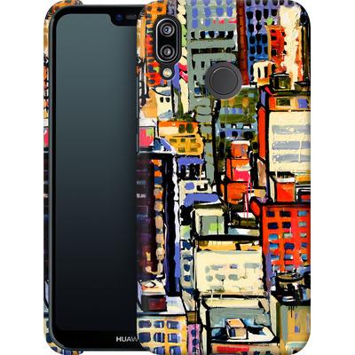 Huawei P20 Lite Smartphone Huelle - Autumn Light von Tom Christopher