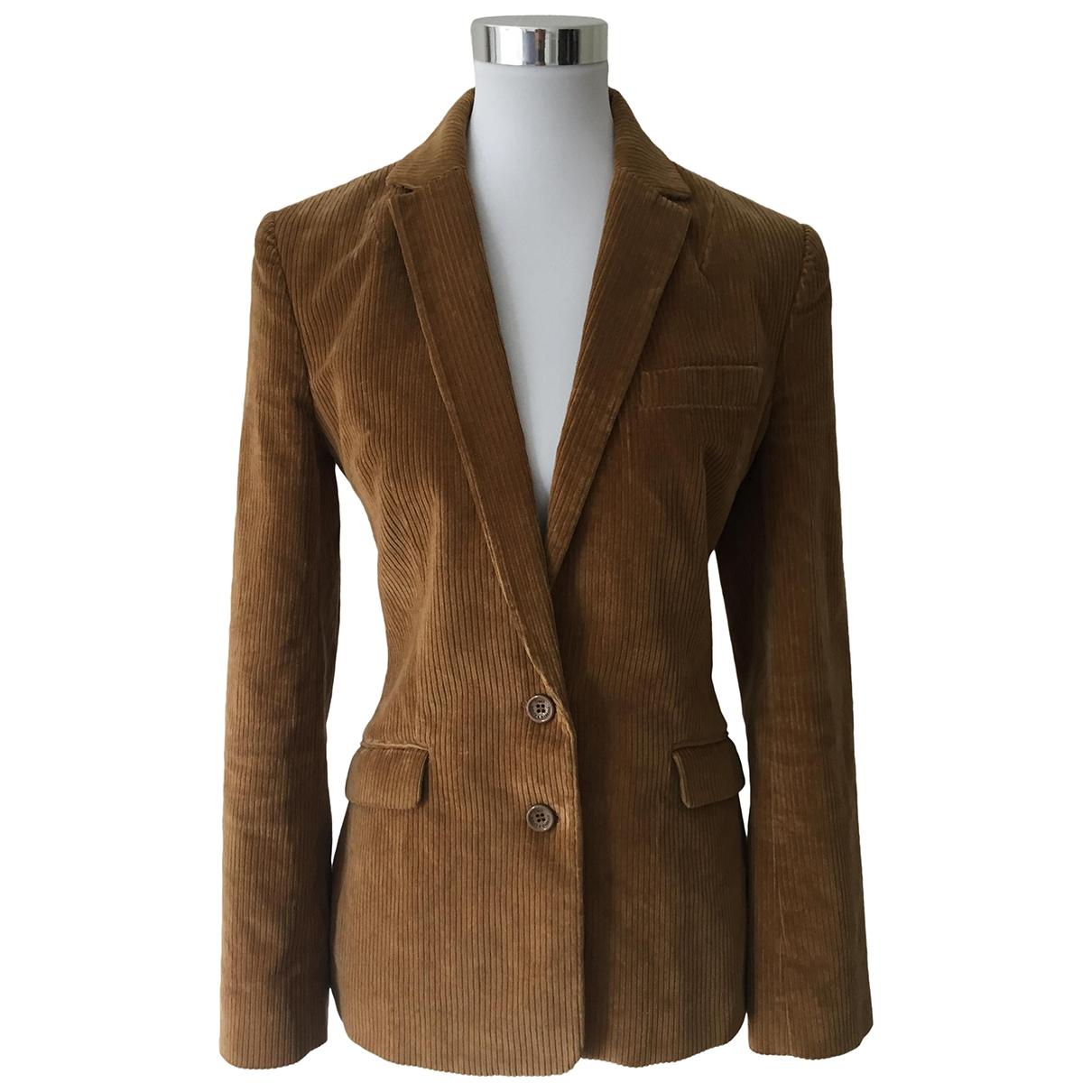 D&g - Veste   pour femme en coton - marron