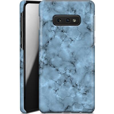 Samsung Galaxy S10e Smartphone Huelle - Blue Marble von caseable Designs