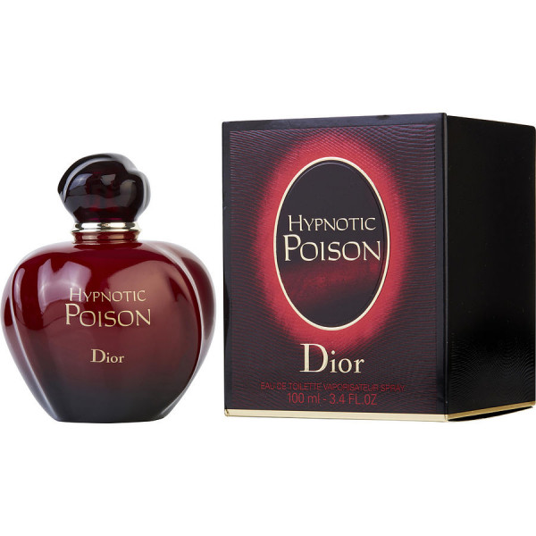 Christian Dior - Hypnotic Poison : Eau de Toilette Spray 3.4 Oz / 100 ml