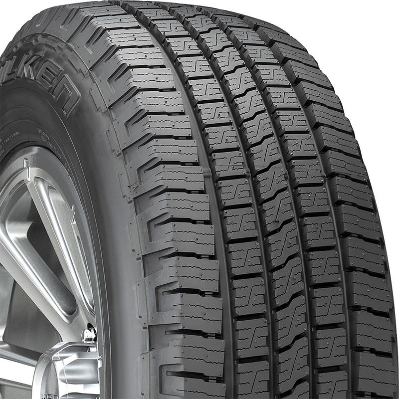 Falken 28820127 Wildpeak H/T HT02 HD Tire LT265/70 R18 124S E1 BSW