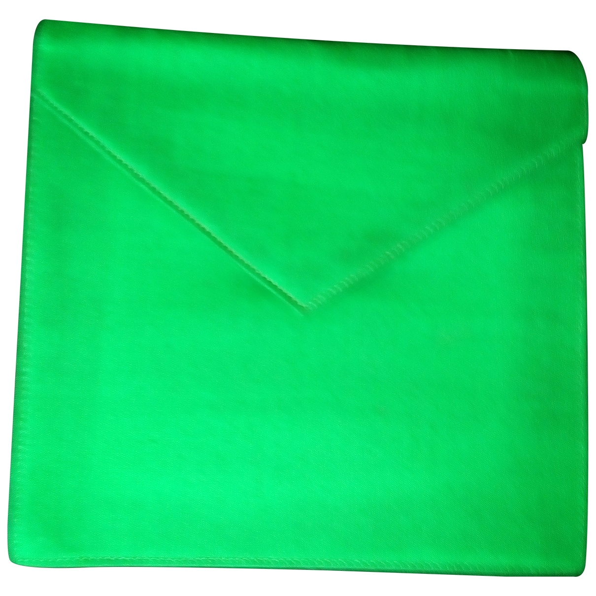 Gianni Versace \N Green Clutch bag for Women \N