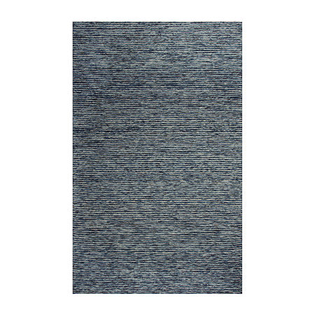 Rizzy Home Victor Hand Tufted Rectangular Indoor Rugs, One Size , Blue