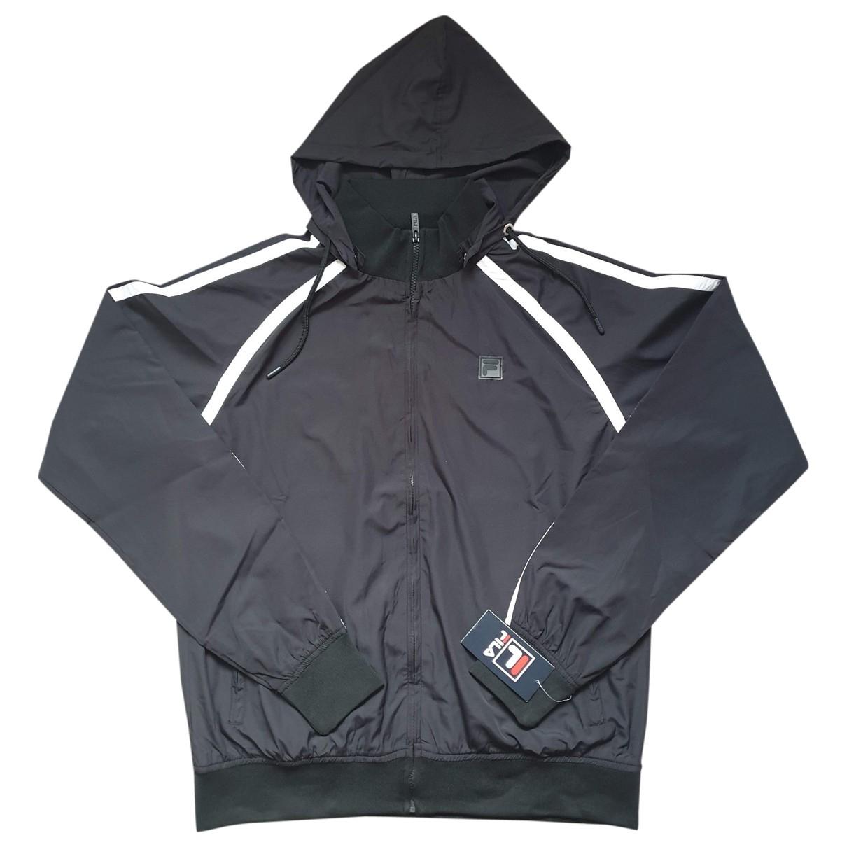 Fila \N Black jacket  for Men L International