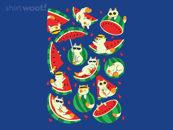 Watermelon Pool Party T Shirt
