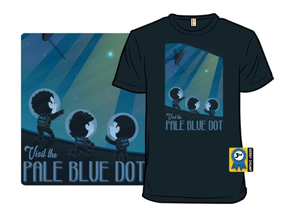 The Pale Blue Dot T Shirt