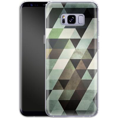 Samsung Galaxy S8 Plus Silikon Handyhuelle - Stwwyc Syne von Spires