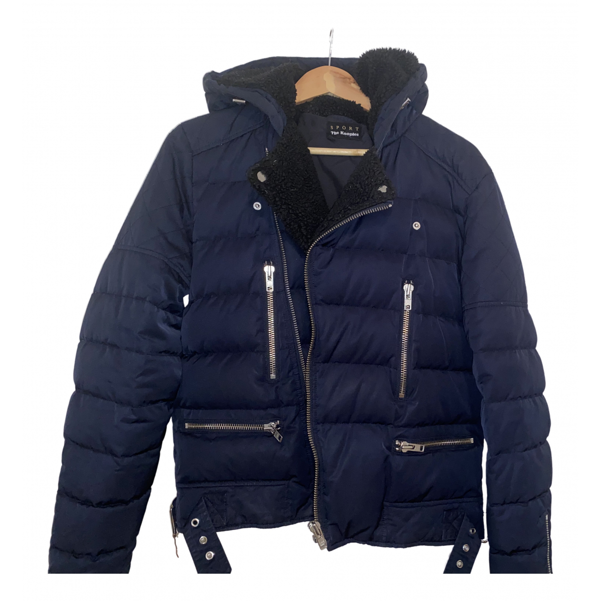 The Kooples \N Blue jacket  for Men M International