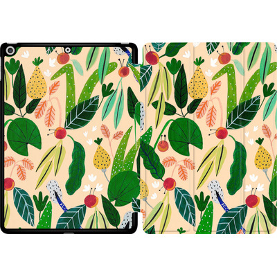 Apple iPad 9.7 (2018) Tablet Smart Case - Tropical Greens von Iisa Monttinen