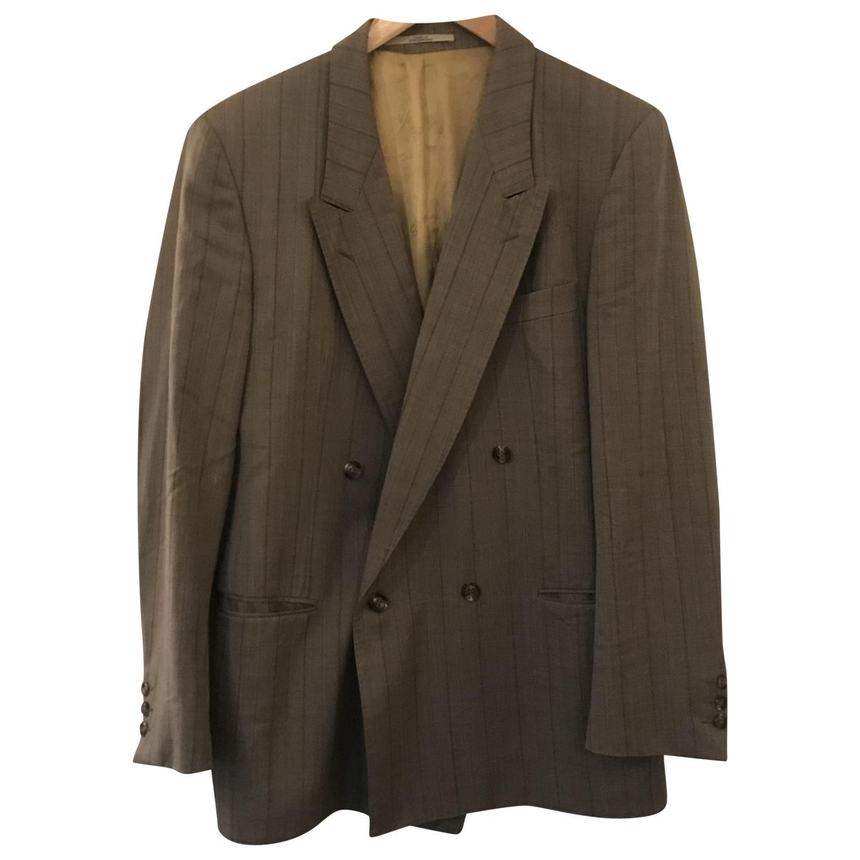 Givenchy - Vestes.Blousons   pour homme en laine - marron