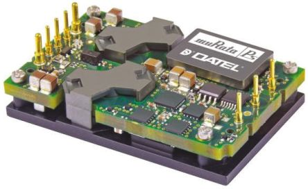Murata Power Solutions UQQ 85W Isolated DC-DC Converter Through Hole, Voltage in 9 → 36 V dc, Voltage out 5V dc
