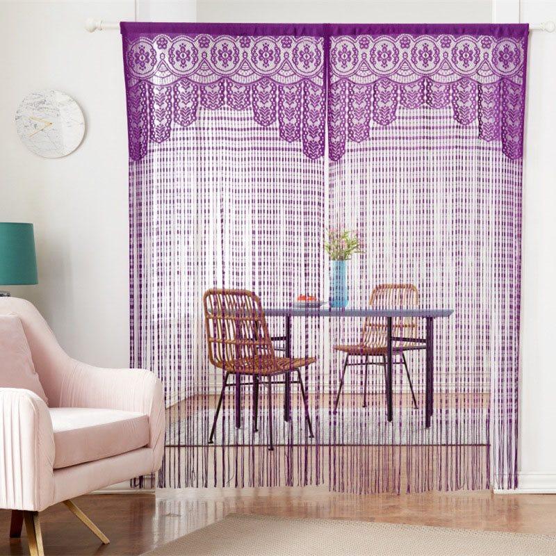 Creative and Romantic Tassel String Curtain
