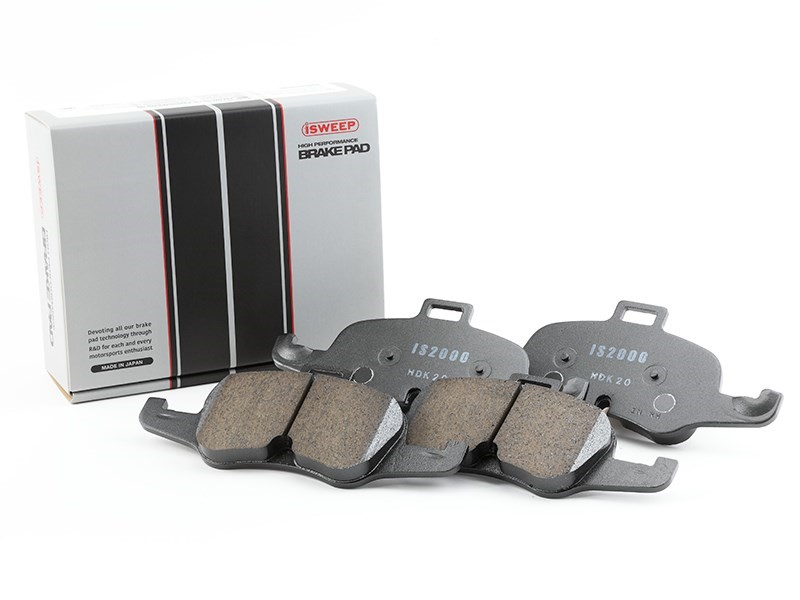 Neuspeed IS1500-R1478 Brake Pads Front Audi TTS