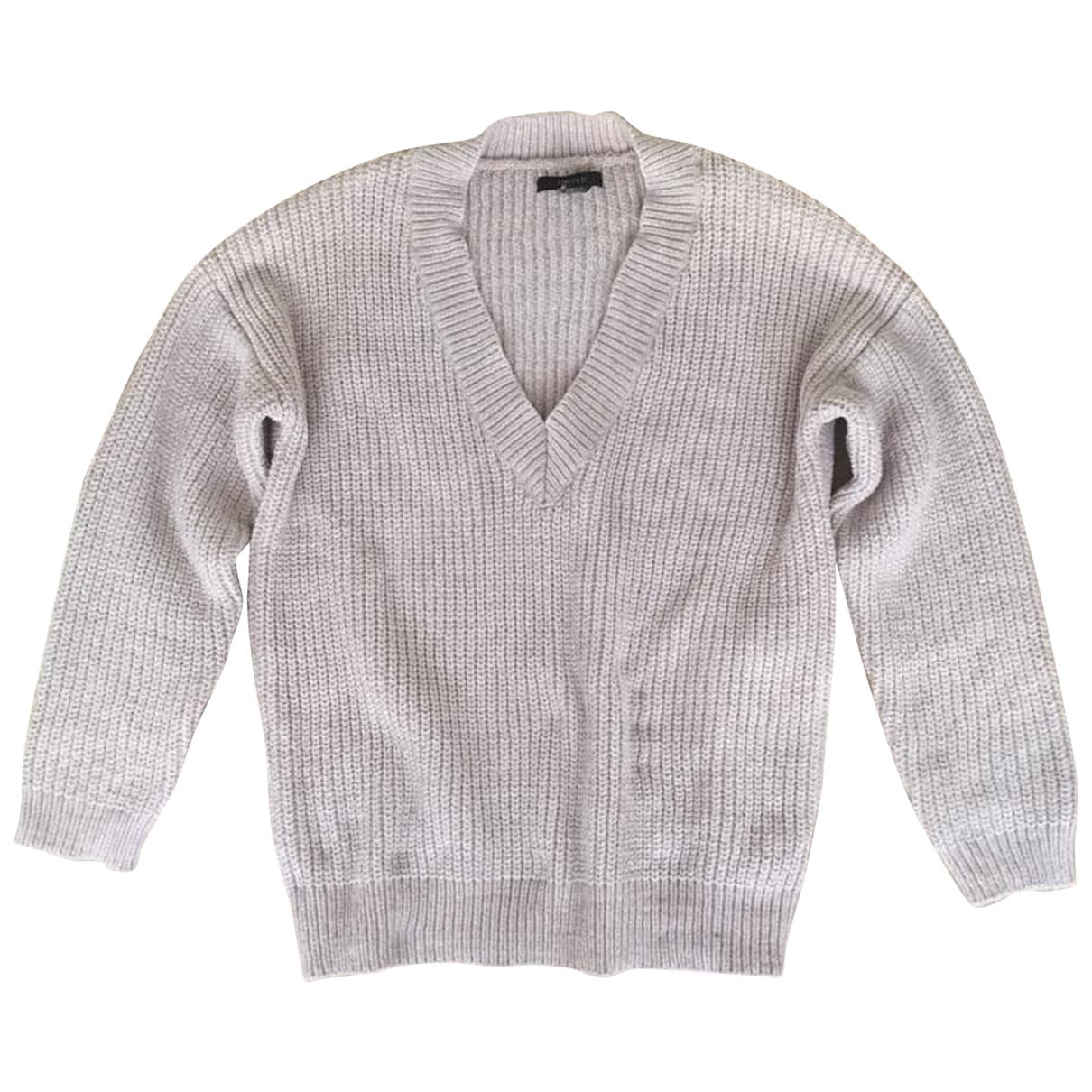 Non Signé / Unsigned N Beige Knitwear for Women M International