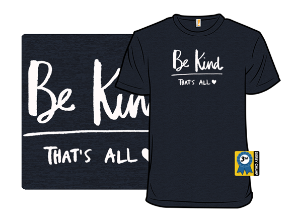 Kindness Matters T Shirt
