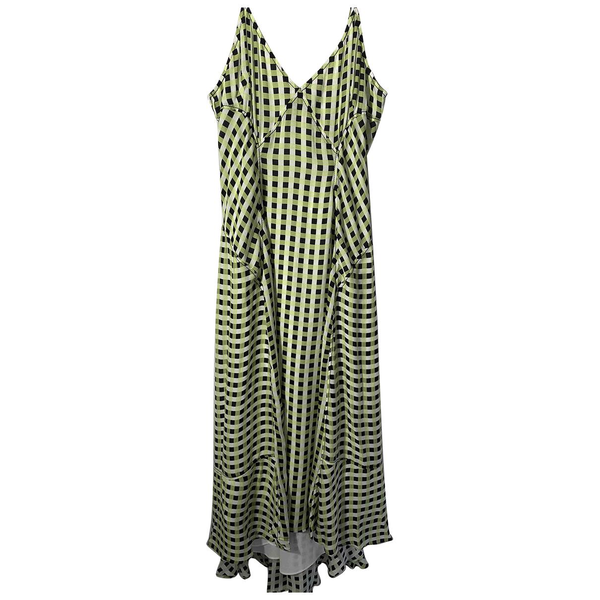 Proenza Schouler N Green dress for Women S International