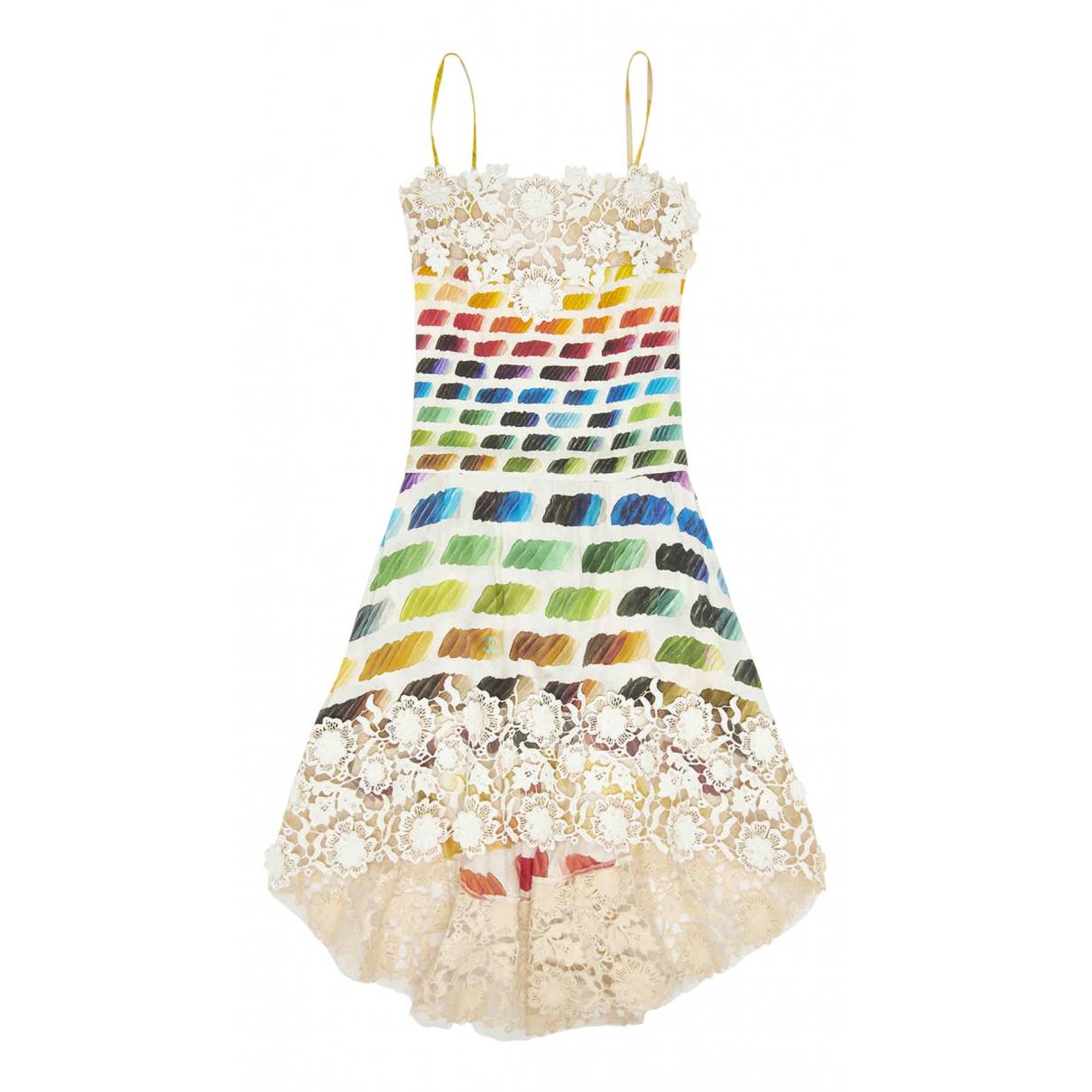 Chanel \N Multicolour Silk dress for Women 10 UK