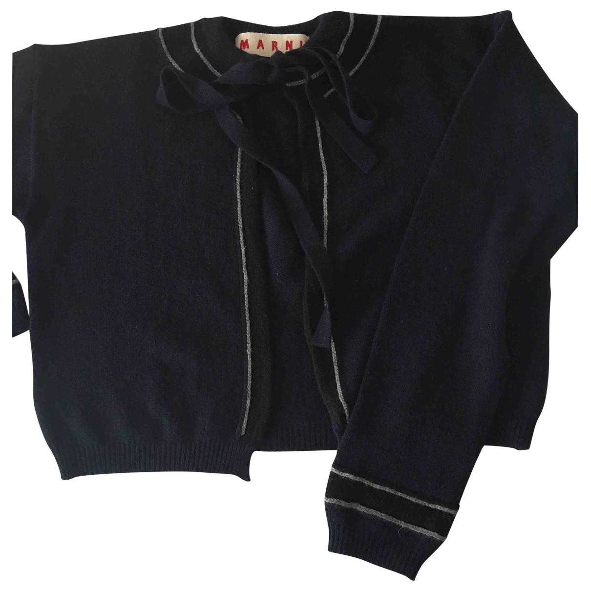 Marni \N Pullover in  Grau Kaschmir