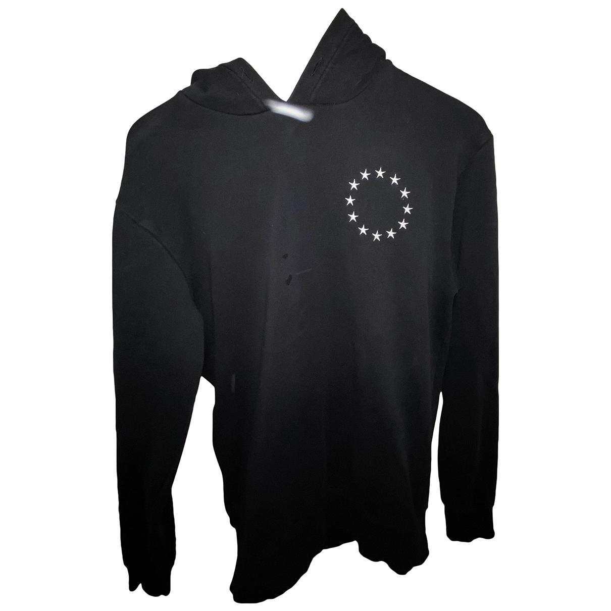 Etudes Studio \N Pullover.Westen.Sweatshirts  in  Schwarz Polyester