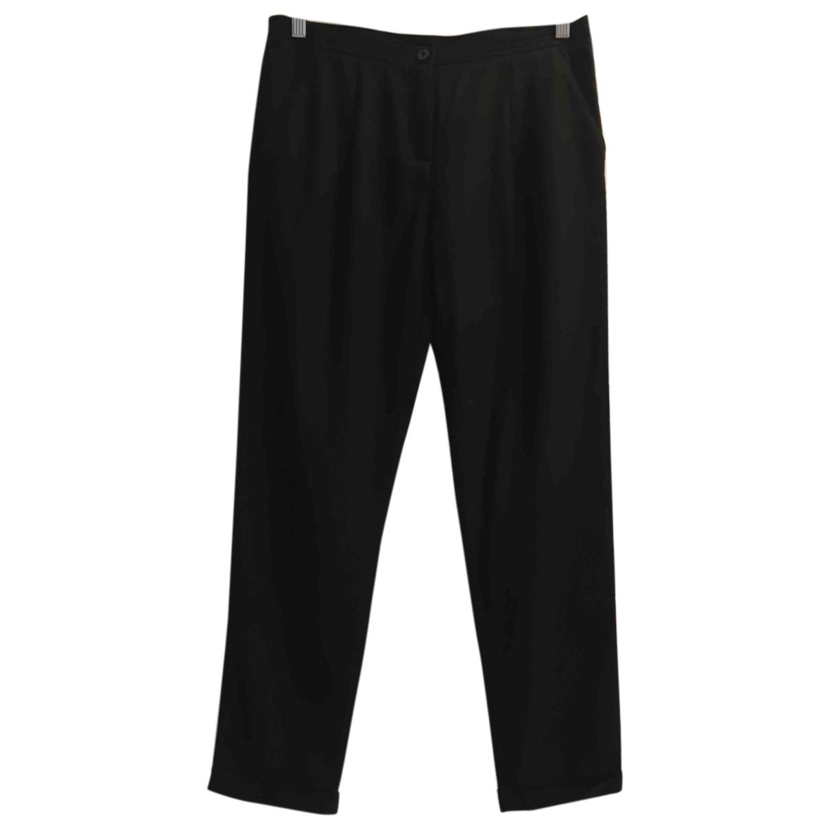 Pantalon de traje de Lana Sessun