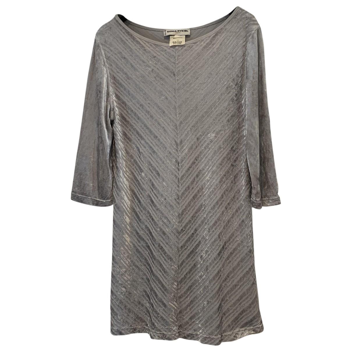 Sonia Rykiel - Robe   pour femme - gris