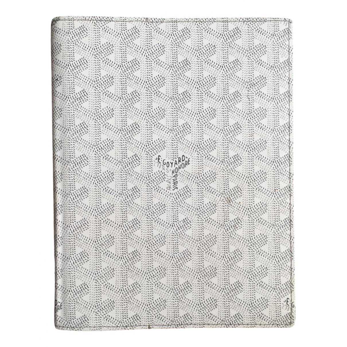 Goyard - Objets & Deco   pour lifestyle en toile - blanc