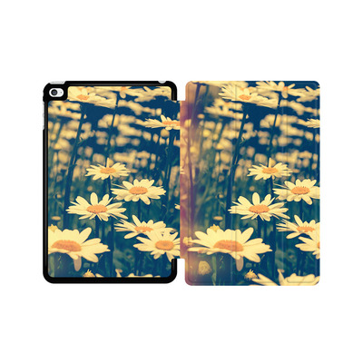 Apple iPad mini 4 Tablet Smart Case - Vintage Daisies von Joy StClaire